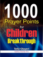 1000 Prayer Points for Children Breakthrough