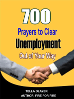 700 Prayers to Clear Unemployment out of Your Way