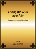 Calling the Guru from Afar (Extensive and Brief Versions) eBook