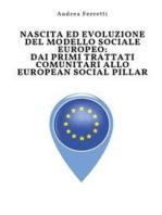 Nascita ed evoluzione del modello sociale europeo