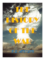 The History of the War