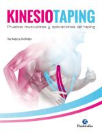 Kinesiotaping: Pruebas musculares y aplicaciones de taping (Color)