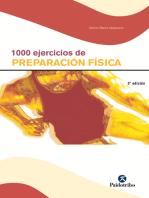 1000 ejercicios de preparación física. (2 Vol.)