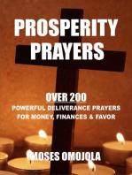 Prosperity Prayers
