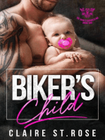 Biker's Child: The Saint's Disciples MC, #1