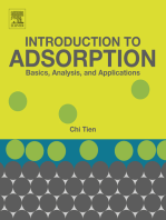 Introduction to Adsorption