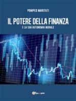 Il potere della finanza e la sua autonomia morale