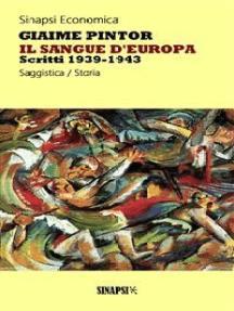 Il sangue d'Europa: Scritti 1939-1943