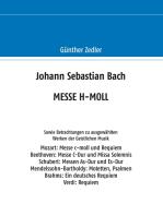 Johann Sebastian Bach MESSE H-MOLL