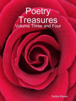 Poetry Treasures - Volume Three and Four