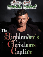 The Highlander's Christmas Captive