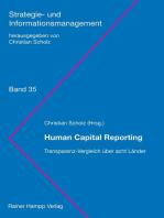 Human Capital Reporting