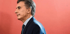 He's Under Pressure From The G-20 And The IMF, But Argentine President Mauricio Macri Is Used To Tight Spots