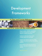 Development Frameworks A Clear and Concise Reference