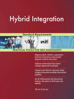 Hybrid Integration Standard Requirements