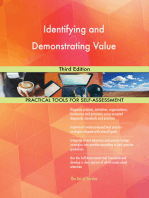 Identifying and Demonstrating Value Third Edition