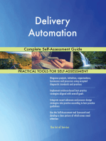 Delivery Automation Complete Self-Assessment Guide