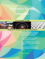 Application Services Integration A Complete Guide