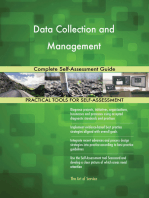 Data Collection and Management Complete Self-Assessment Guide
