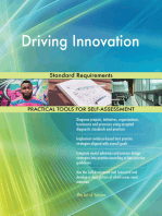 Driving Innovation Standard Requirements