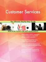 Customer Services The Ultimate Step-By-Step Guide