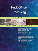 Back-Office Processing A Complete Guide