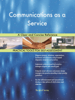 Communications as a Service A Clear and Concise Reference