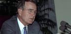 George H. W. Bush Is Dead
