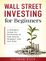 Wall Street Investing and Finance for Beginners