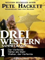 Drei Western - Sammelband 1