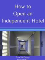 How to Open an Independent Hotel