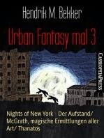 Urban Fantasy mal 3