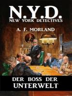 N.Y.D. - Der Boss der Unterwelt (New York Detectives)