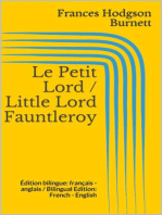 Le Petit Lord / Little Lord Fauntleroy
