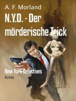 N.Y.D. - Der mörderische Trick