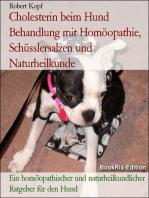 Cholesterin, Triglyceride beim Hund - Blutfett behandeln mit Homöopathie, Schüsslersalzen (Biochemie) und Naturheilkunde