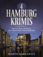 4 Hamburg Krimis