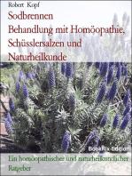 Sodbrennen, Refluxkrankheit Behandlung mit Homöopathie, Schüsslersalzen (Biochemie) und Naturheilkunde