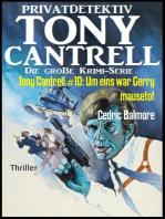Tony Cantrell #10