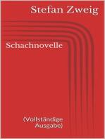 Schachnovelle (Vollständige Ausgabe)