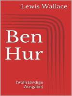Ben Hur (Vollständige Ausgabe)