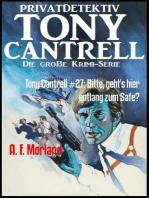 Tony Cantrell #27