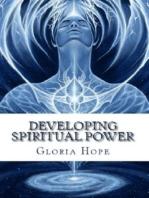 Developing Spiritual Power