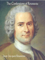 The Confessions of Rousseau