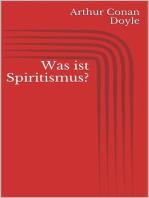 Was ist Spiritismus?