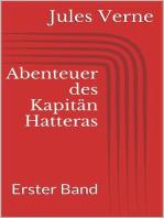 Abenteuer des Kapitän Hatteras - Erster Band