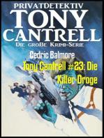 Tony Cantrell #23