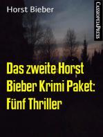 Das zweite Horst Bieber Krimi Paket