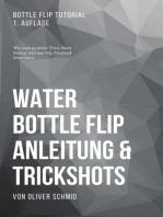 Water Bottle Flip Anleitung & Trickshots