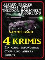 Sammelband 4 Krimis
